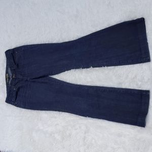 Express Eva Fit and Flare Jeans 10 Long